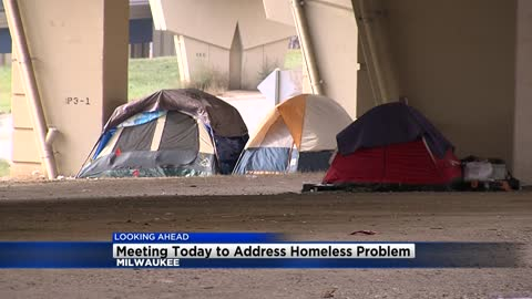 City leaders to address homelessness in Milwaukee