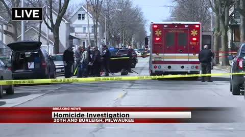 UPDATE: 44-year-old Milwaukee man shot and killed near 20th and Burleigh identified