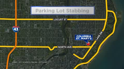 UPDATE: One arrested in connection to parking garage stabbing, victim seriously hurt
