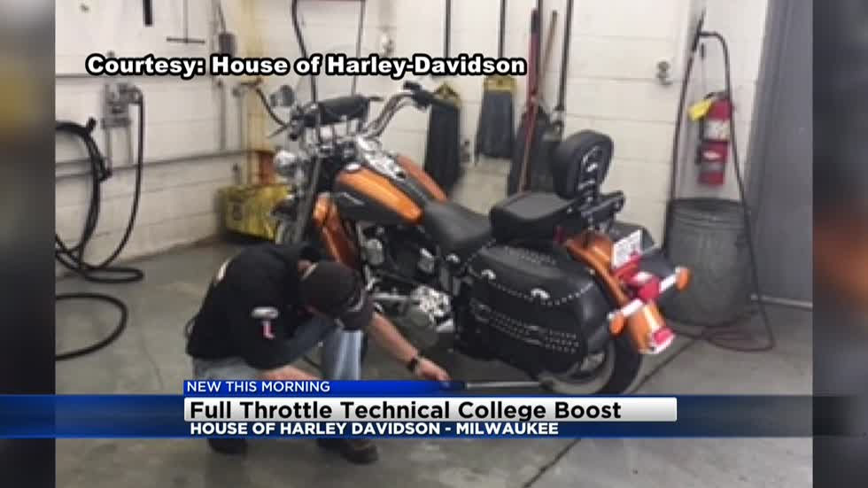 House Of Harley Davidson Offering Scholarship To High School Students