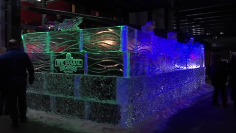 Feel the chill? Ice Bars are back in the Third Ward for another...