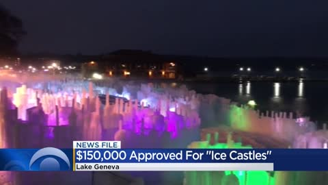 Lake Geneva approves $150,000 toward ice castle display
