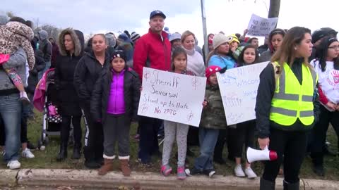 Protesters call to prevent Waukesha deputies from acting as immigration agents