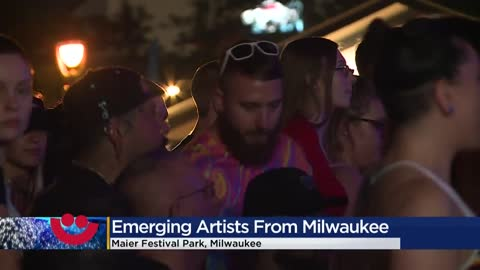 """It's going to be something spectacular:"" Summerfest Emerging Artist Series highlights 44 artists"