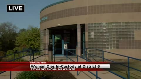 32-year-old woman dies in cell at Milwaukee Police Department