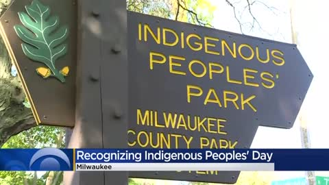 Columbus Park renamed Indigenous Peoples' Park; 'Their history...