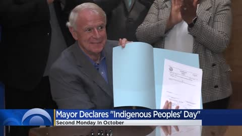 Mayor Barrett declares second Monday of October Indigenous Peoples'...