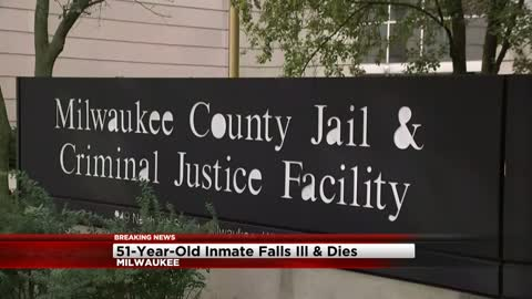 Inmate dies at Milwaukee County Jail 20 hours after arriving