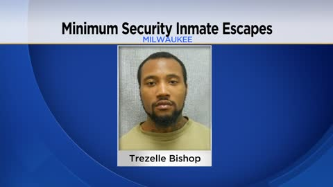 Minimum-security inmate escapes Milwaukee correctional center