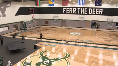 SLIDE SHOW: Bucks open Sports Science Center