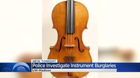 UW-Madison police investigate after 6 instruments stolen, including...