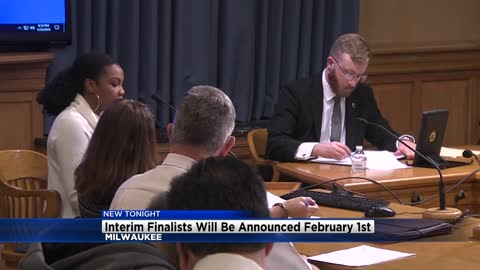 Interim Milwaukee Police Chief finalists will be announced February 1