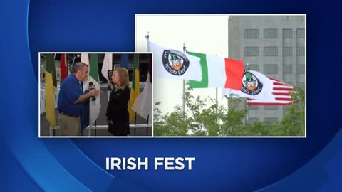 All our eyes are smiling this weekend for Milwaukee's annual Irish Fest