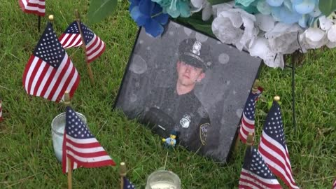'Community as a whole is grieving:' How to show support for fallen officer Charles Irvine