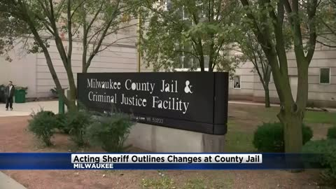 Acting Sheriff Richard Schmidt outlines changes at Milwaukee County Jail