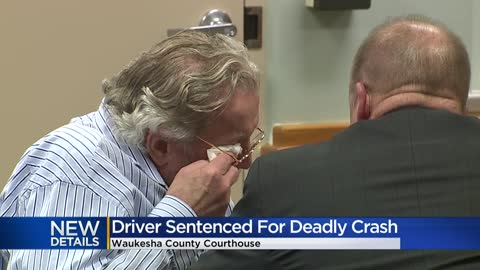 'A tragedy:' Waukesha man sentenced to three years probation for deadly bicycle crash