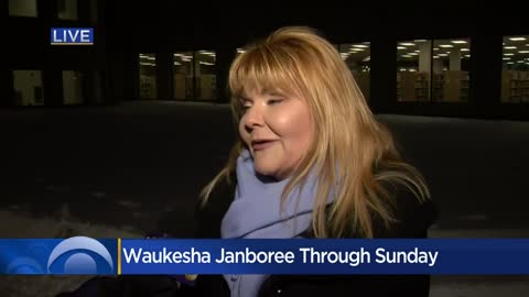 Waukesha JanBoree hosts variety of indoor, outdoor activities
