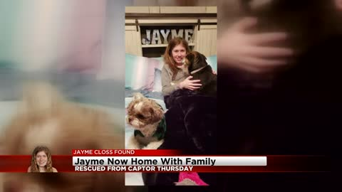 'Great feeling to have her home:' How you can help Jayme Closs heal