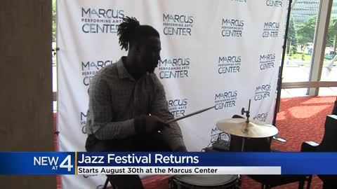 Fresh Coast Jazz Festival heads to the Marcus Center August 30