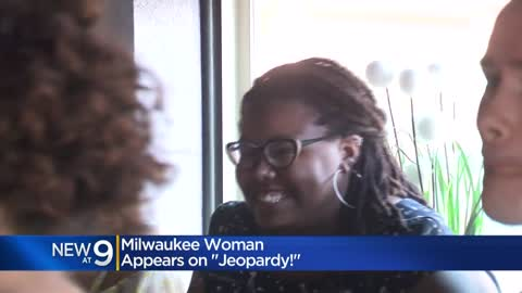 Milwaukee woman appears on Jeopardy, friends and family hold watch party
