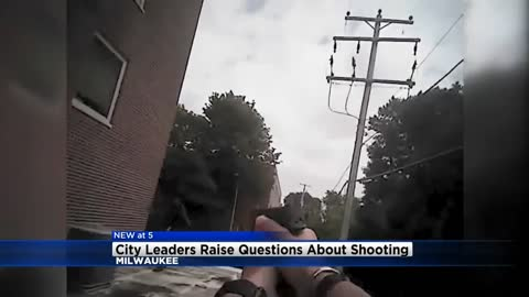 Milwaukee police chief addresses video of rooftop shooting