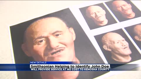 Smithsonian helping to identify John Doe found near railroad tracks in Pleasant Prairie 25 years ago