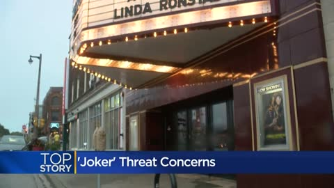Local theaters ramping up safety measures ahead of Joker movie screening