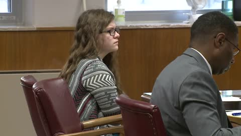 The Latest: Jury finds Anissa Weier not criminally responsible for stabbing classmate due to mental illness