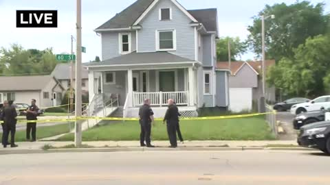 5-year-old boy dies in shooting, grandfather says it was an...