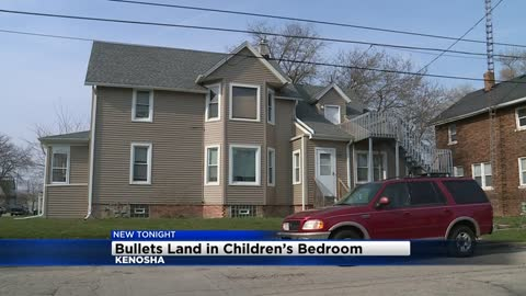 Two charged after shooting in Kenosha