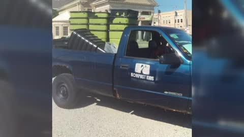 Truck stolen from Milwaukee community improvement organization