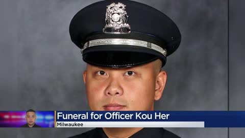 Funeral services, interment for MPD Officer Her held Monday
