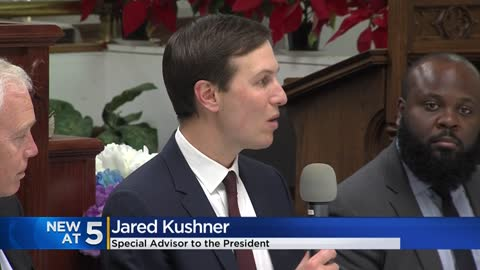 Jared Kushner meets 'Joseph Project' participants with visit to Milwaukee