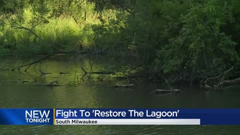 South Milwaukee residents push to restore lagoon pond in Grant...
