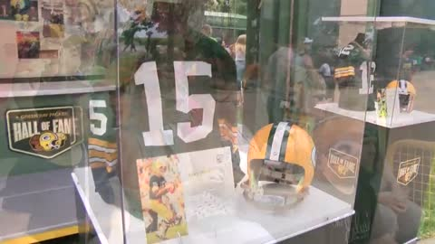 Traveling Packers exhibit to make first stop at Summerfest