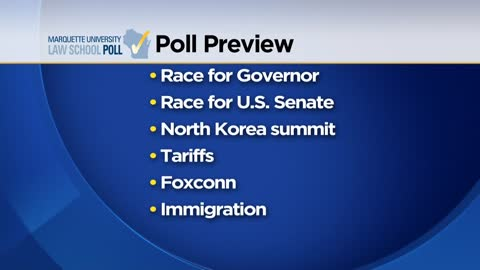 What's in the next Marquette law poll?
