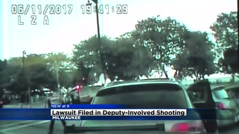 Family of man killed in deputy-involved shooting near Milwaukee's lakefront files wrongful death suit