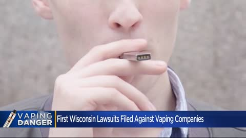 Lawsuits filed in Wisconsin against JUUL over alleged illegal...