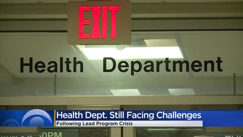 Milwaukee Health Department still facing challenges following lead program crisis