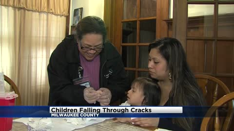 Children on Medicaid in Wisconsin not getting tested for lead poisoning