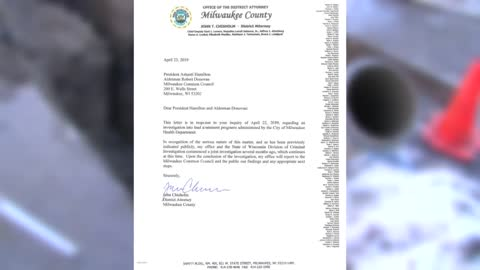 Two aldermen write letter to Milwaukee County DA asking to consider...