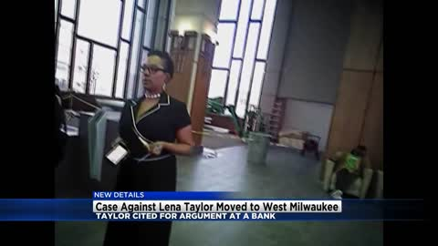 Case against Lena Taylor moved to West Milwaukee