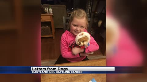 UPDATE: Facebook page created for 7-year-old girl battling brain tumor