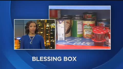 "Local ""Blessing Box"" Brings Community Together"