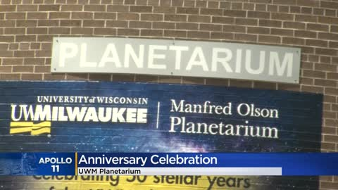 UWM hosts Lunar Party to celebrate 50th anniversary