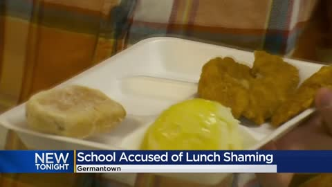 Parents accuse Germantown School District of 'shaming' students with negative lunch balances
