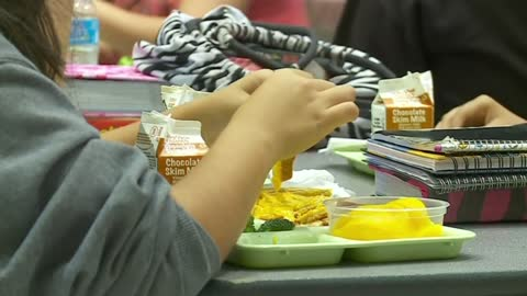 "Wisconsin lawmakers introduced bill to prevent ""lunch shaming"""