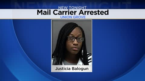 Mail carrier arrested, accused of stealing Menards rebate cards