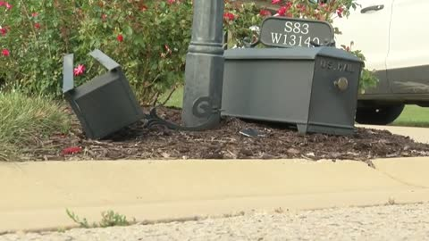 Franklin Police arrest three teens for damaging numerous mailboxes