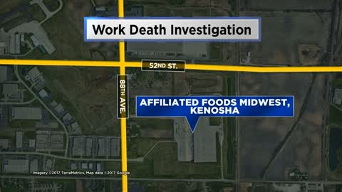 25-year-old man dies in workplace injury at Kenosha business